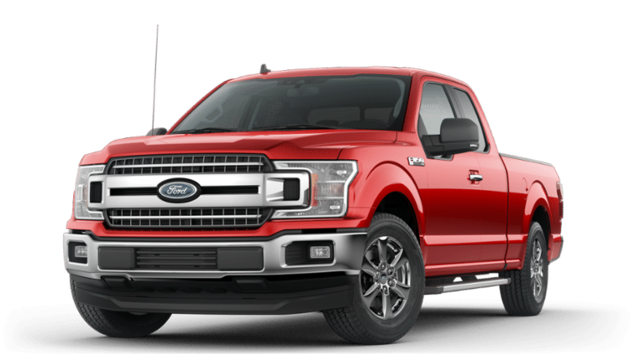 2019 Ford F-150 2WD Truck